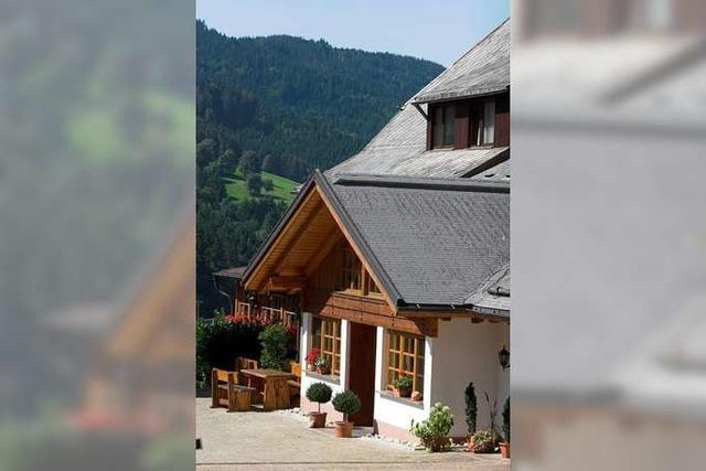Simonswald: Hugenhof