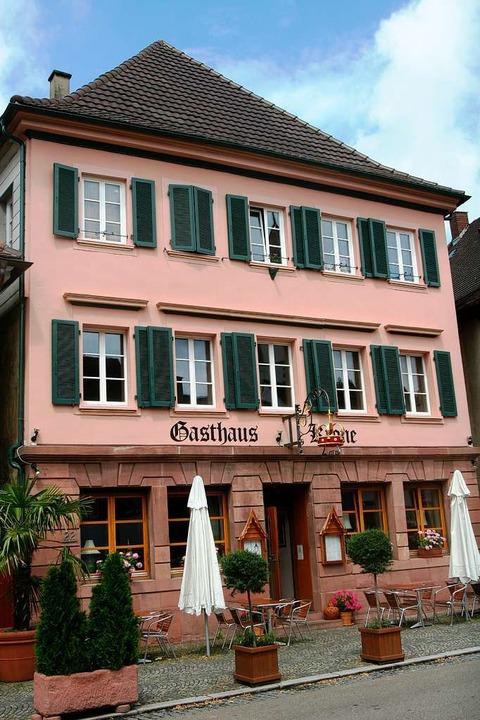 """Restaurant """"Chada Thai"""" in Malterdingen.    Foto: Patrik Müller"""