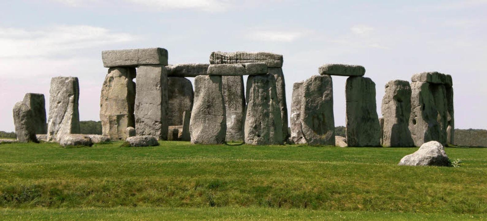 Magischer Steinkreis: Stonehenge   | Foto: wikipedia