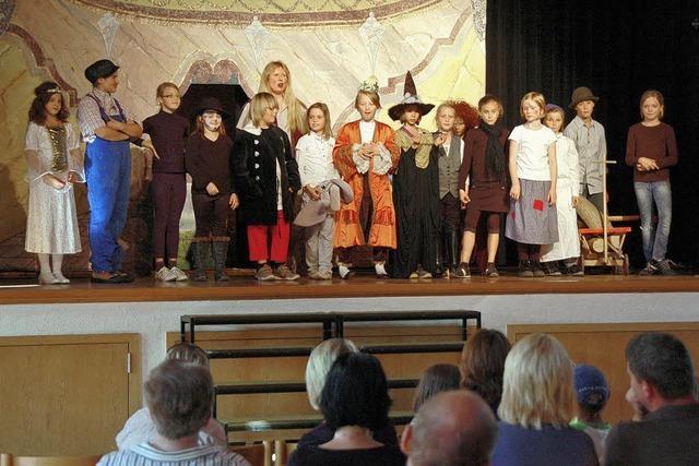 Junge Theater-Talente