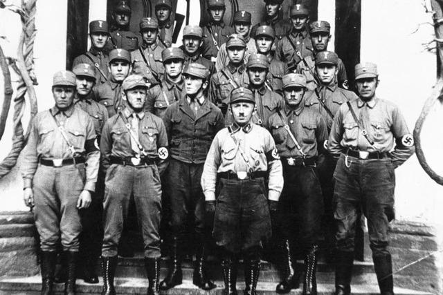 Aus der Hölle von Dachau entlassen