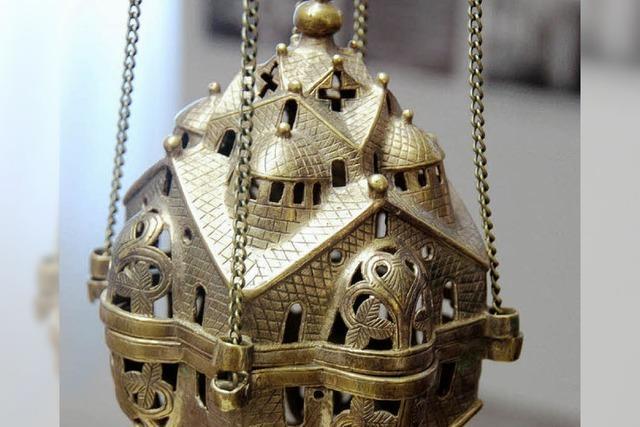 Symbol für das Aufsteigen der Gebete