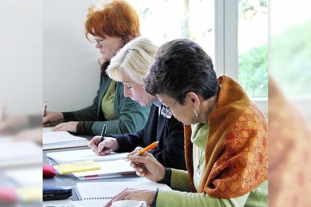 Studierende Senioren