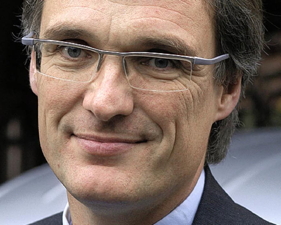 Thorsten Radensleben, Vorstandsmitglied der Badenova  | Foto: Ingo Schneider
