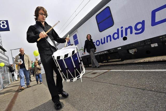 Sounding D-Zug inspiriert Neue Musik