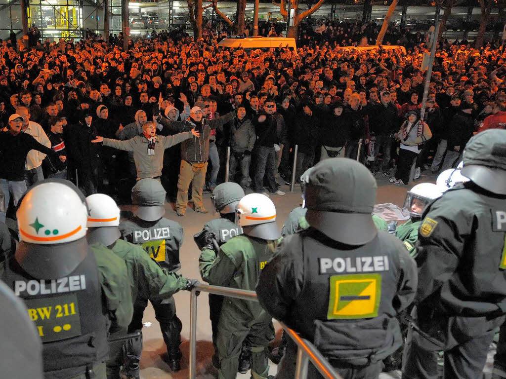 Hooliganszene Deutschland