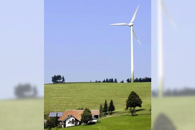 Baden-Württemberg ist Schlusslicht bei Windenergie