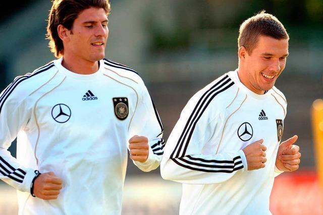 EM-Qualifikation: Deutschland trifft auf Aserbaidschan