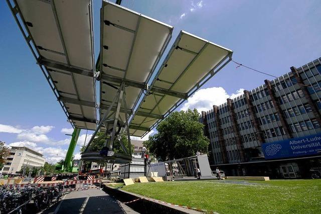 Solarbundesliga: Freiburg verliert den Spitzenplatz
