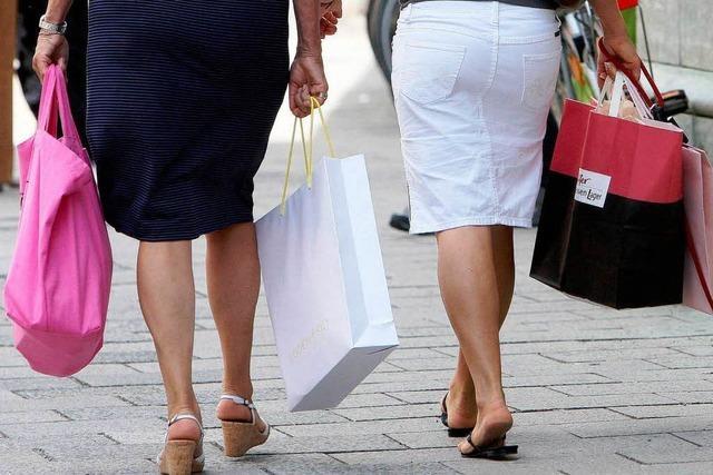 Große Zuversicht in Südbadens Einzelhandel