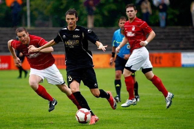 Offenburger FV schlägt FC 08 Villingen