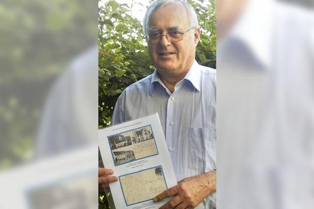 Bei Norbert Amrein geht seit Jugendzeiten die Post ab