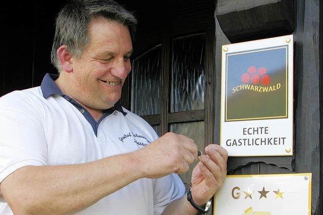 Regionale Auszeichnung für Bernauer Gasthaus