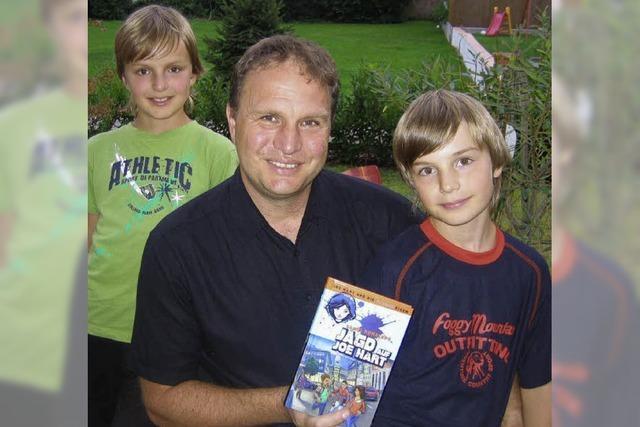 Daniel Kowalsky erzählt in seinem 1. Buch die spannende Geschichte von Joe Hart