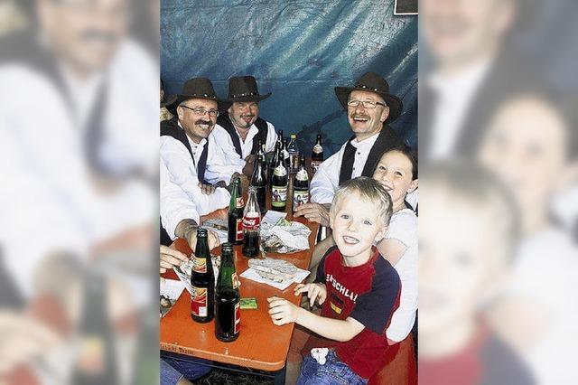 Dorffest ein voller Erfolg