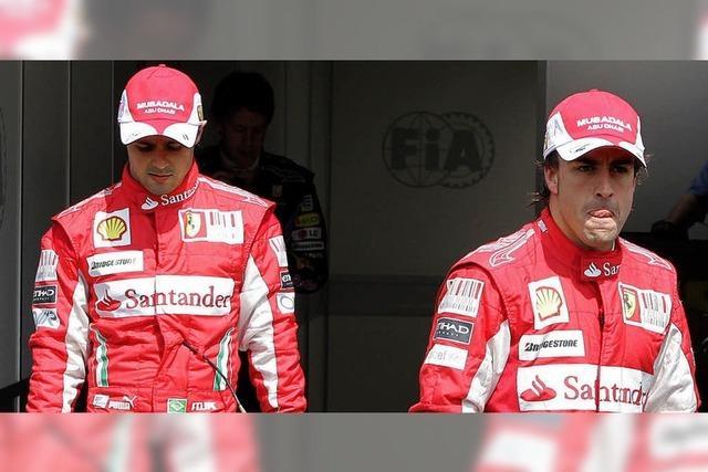Affäre von Hockenheim: Ferrari kommt ohne weitere Strafe davon