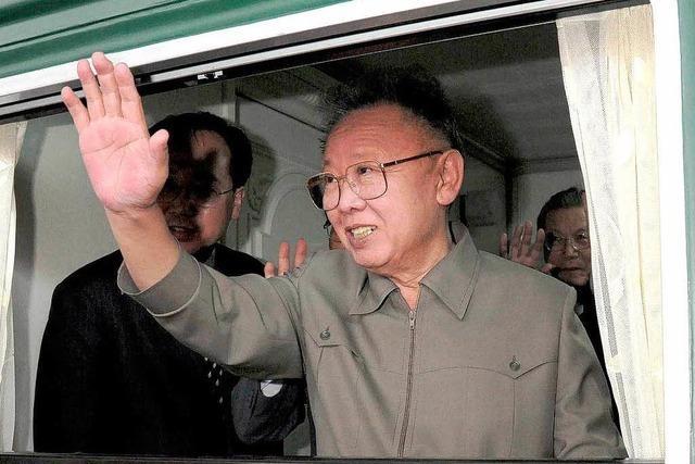 Nordkorea: Gibt Kim Jong-il bald die Macht ab?
