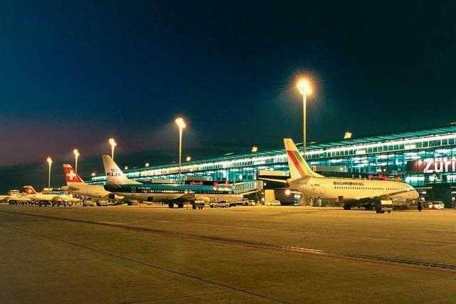 EU-Gericht: Deutsches Nachtflugverbot für Zürich Kloten rechtens