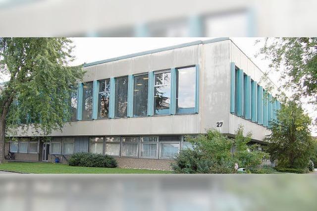 BASF reißt die Kantine ab