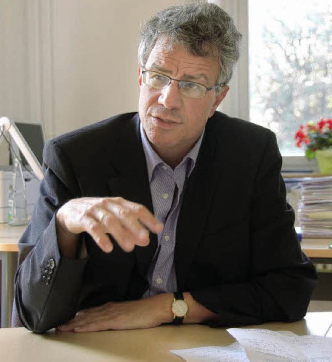 Amtsgerichtsdirektor Martin Graf    | Foto: Patrick Bösch