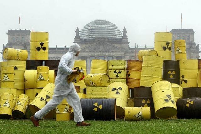 Atomvertrag schützt Stromkonzerne