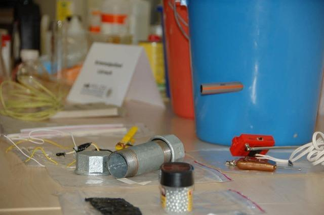 Bombenbauer aus Weil am Rhein wird angeklagt
