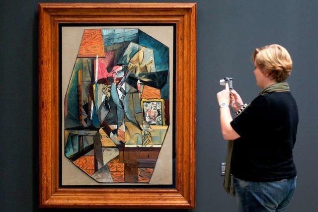Freiburger Meisterfälscher: Sind 28 Gemälde nicht echt?