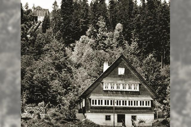 Gasthaus mit Vergangenheit