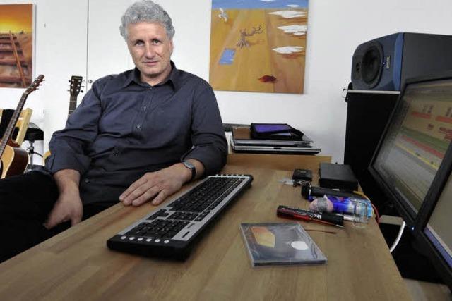 Enrico Novi ist Musiker mit Leib und Seele