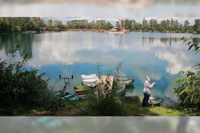 Ein Heim für die Angler