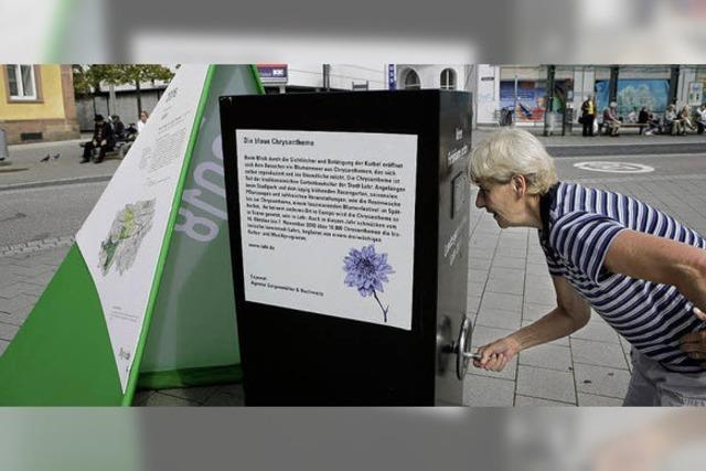 Lahr präsentiert Eckpunkte für die Landesgartenschau 2018