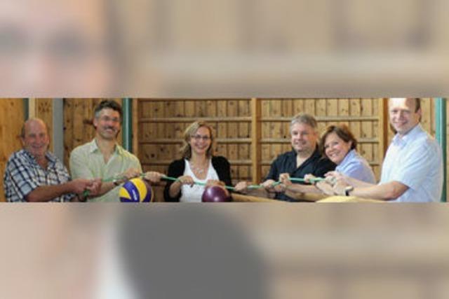 Fünf Lörracher Turnvereine organisieren das Gauturnfest 2011
