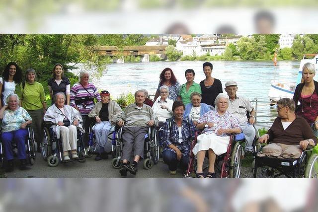 Schöne Stunden für Senioren