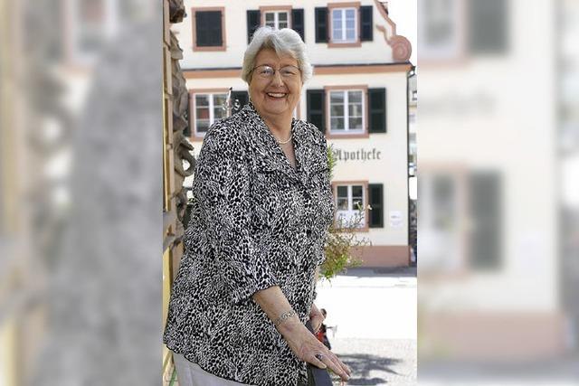 Seit sieben Generationen in Offenburg nachweisbar