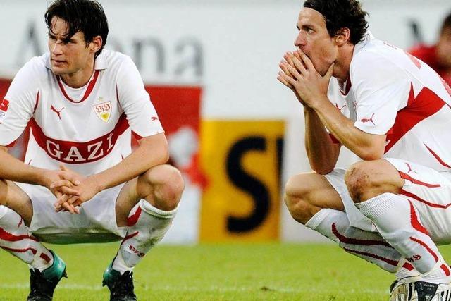 Gentner: Keine Spur von Panik beim VfB
