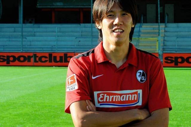 Kisho Yano beim SC Freiburg: Debüt geglückt