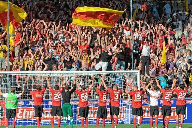 SC Freiburg bleibt auch gegen Stuttgart in der Erfolgsspur