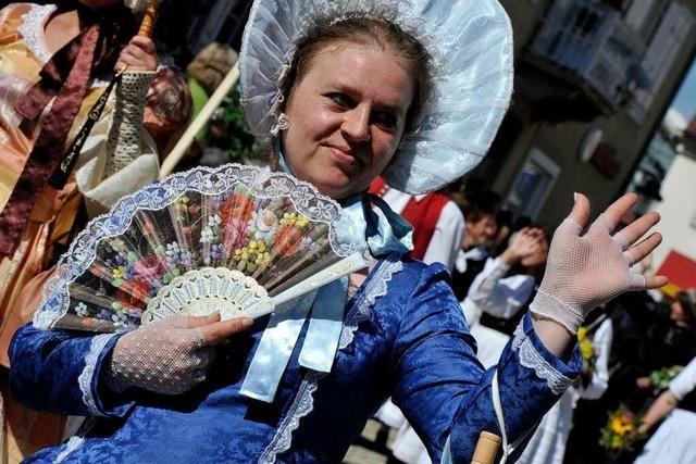 Heimattage feiern im Markgräflerland ihren Höhepunkt