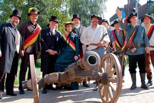 Offenburger Freiheitstag: Gelungene Mischung aus Volksfest und Gedenktag