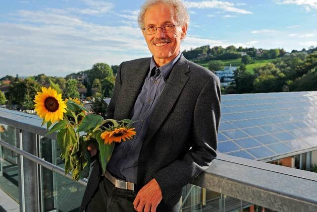 Öko-Institut: Grießhammer erhält Deutschen Umweltpreis