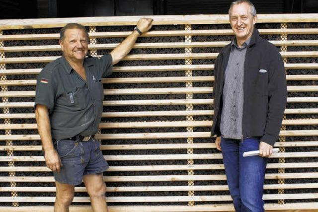 Ökologischer Lärmschutz aus heimischem Holz