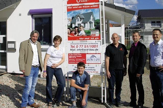 Breisacher Familie gewinnt Traumhaus bei Preisausschreiben