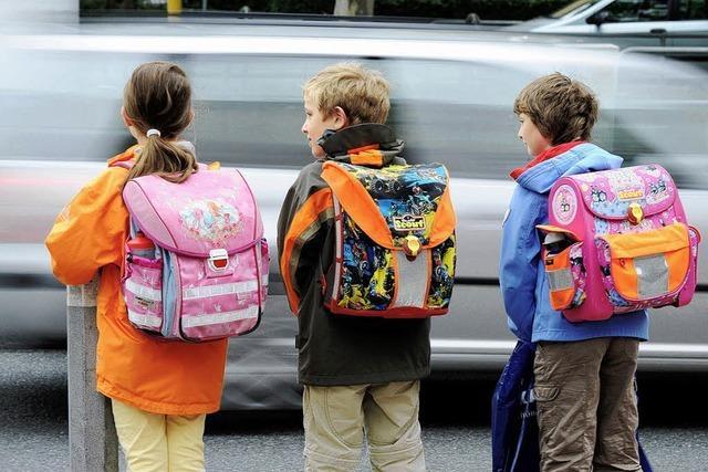 Ein Leben für sichere Schulwege