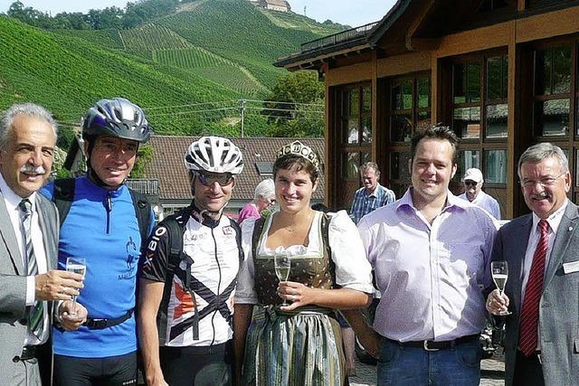 Durbacher Weintag: Das Image aufpoliert