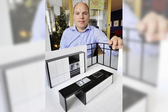 Geschäftsmodell: Küchen en miniature