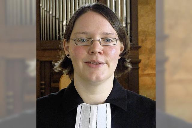 Aufgaben wie eine Pfarrerin