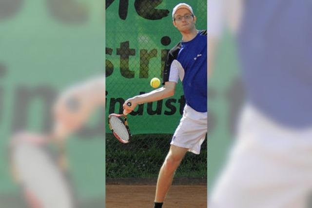 Grenzacher Tennis-König