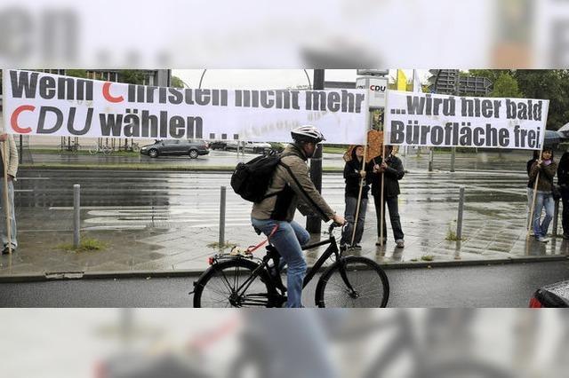 Die CDU redet über ihr Profil
