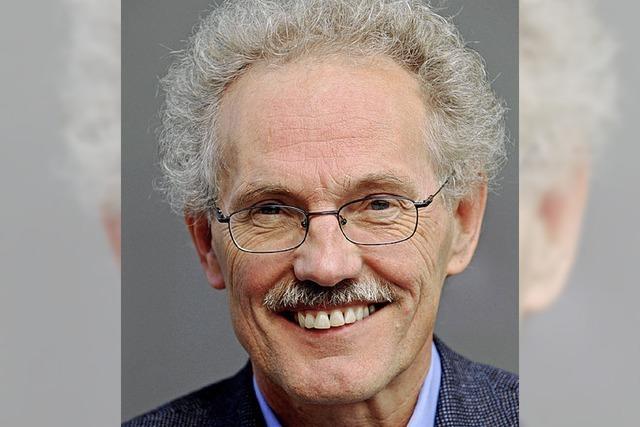 Rainer Grießhammer: Der Gute-Laune-Öko