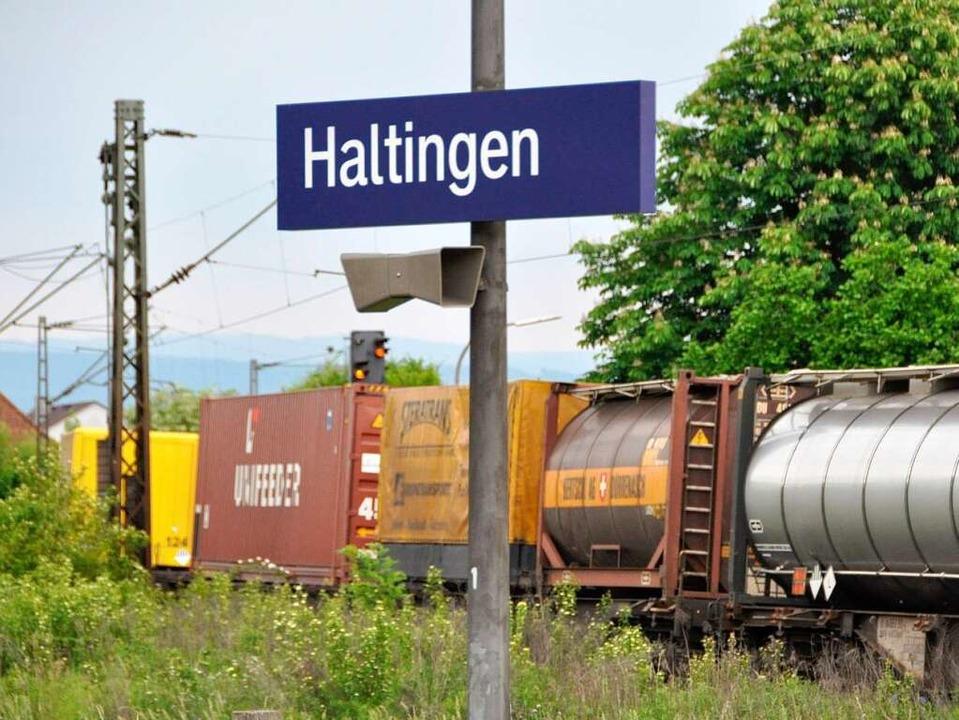 Bund bewilligt Investitionen in Rheintalbahn.  | Foto: Daniel Gramespacher